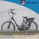 LOHAS Electric City Bike with 8FUN central motor